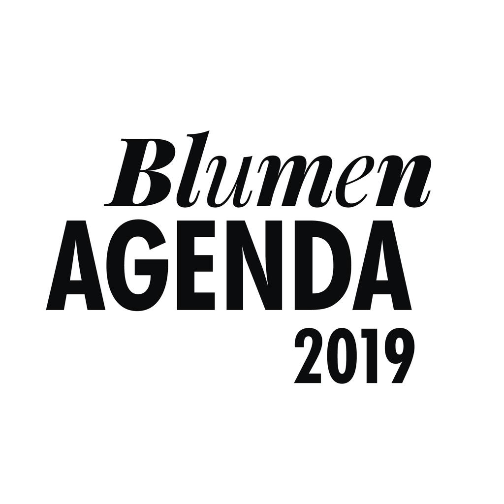 Blumenagenda 2019