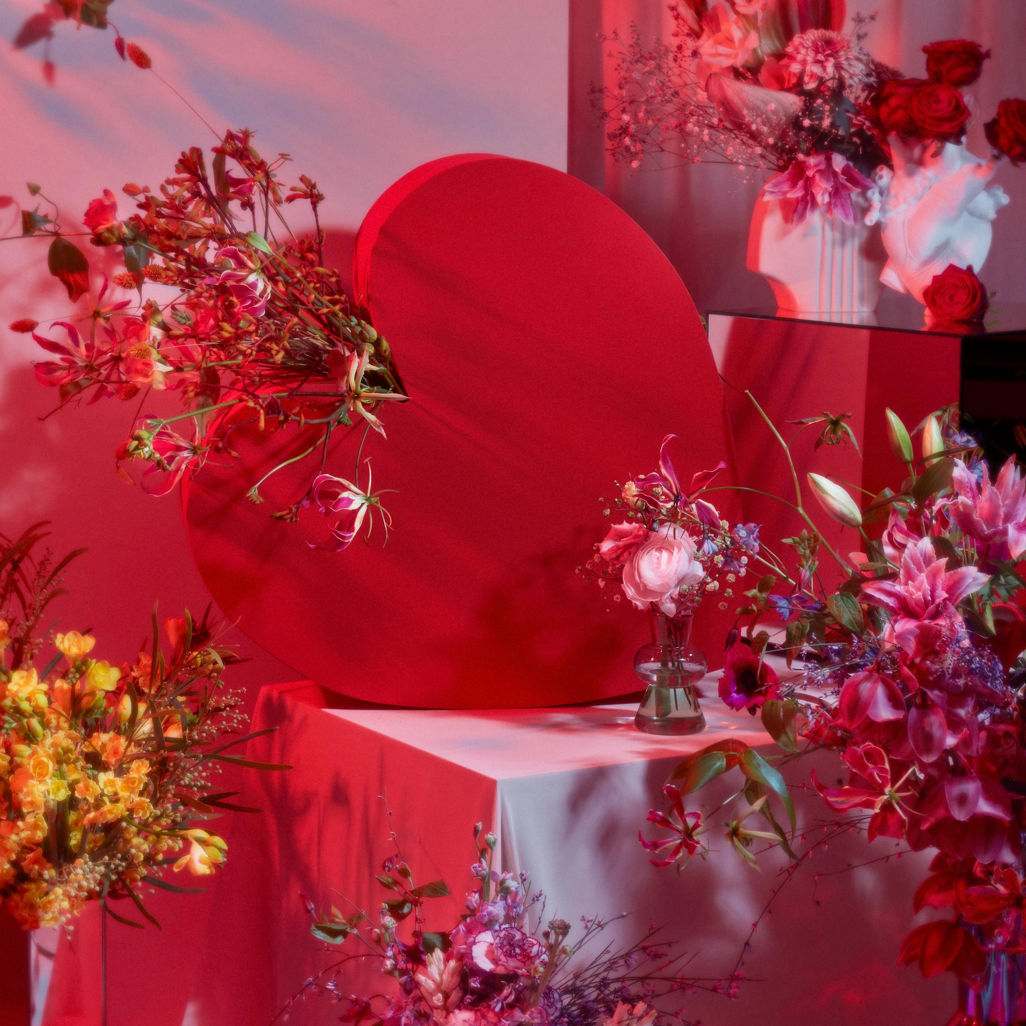 8 Valentijn liefdesboeketten
