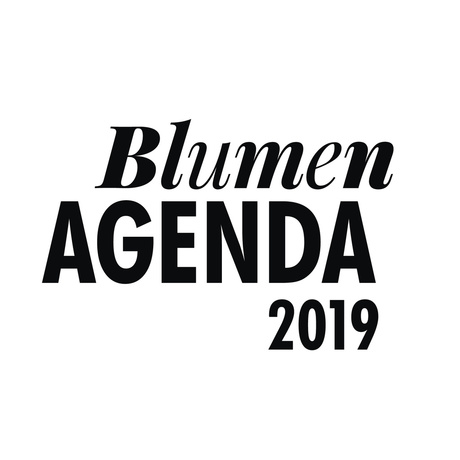 Blumenagenda 2019