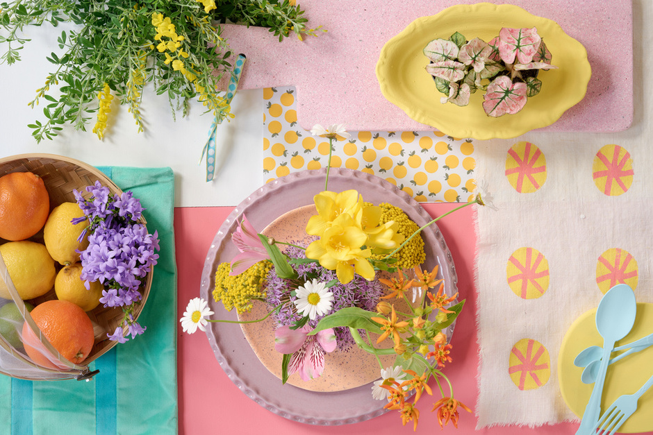 TREND 2022 | Bright and Breezy | Moodboard